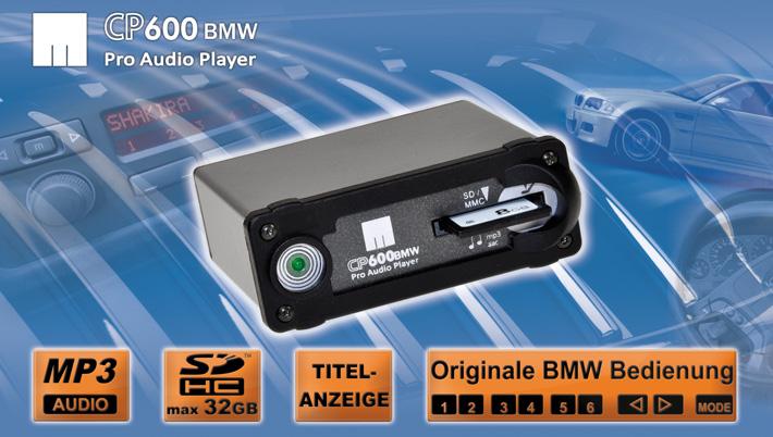 Cp600 Bmw Mp3 Cd Wechsler Nachr 252 Sten E46 E39 E38 Ebay