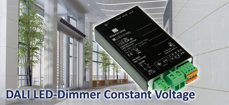 DALI LED constant voltage CV PWM Dimmer - Konstant Spannung LED Dimmer