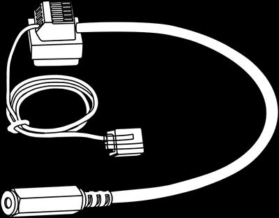 SX-2 Kabelsatz per Licht an der HMI bei Bosch aktivierbar