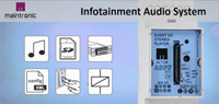 Infotainment Audio System / Eventplayer  - Frequently Asked Questions