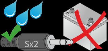 Sx2 Tuning Dongle für e-bikes - Pedelecs mit Bosch, Brose, Panasonic, Yamaha oder Impulse Motor